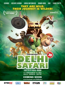 Delhi_Safari_Poster